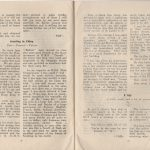 First edition of Piokelde Post, January 1946, pages 4-5